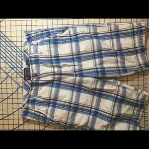 American rag brand slim fit shorts sized 32 EUC